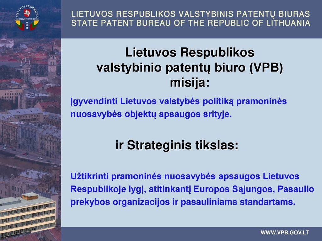 prekybos sistemos patentai